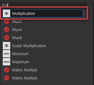 Multiplication  Мих2  Мих4  мих8  Scalar Multiplication  Мћ(тит  Мах(тит  Matrix Multiply  Matrix Multiply