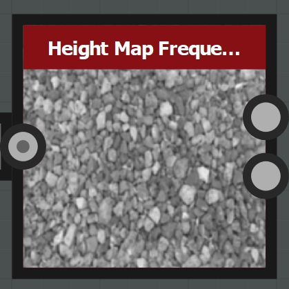 Height Map Freque...