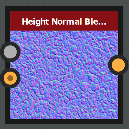 Height Normal Ble...