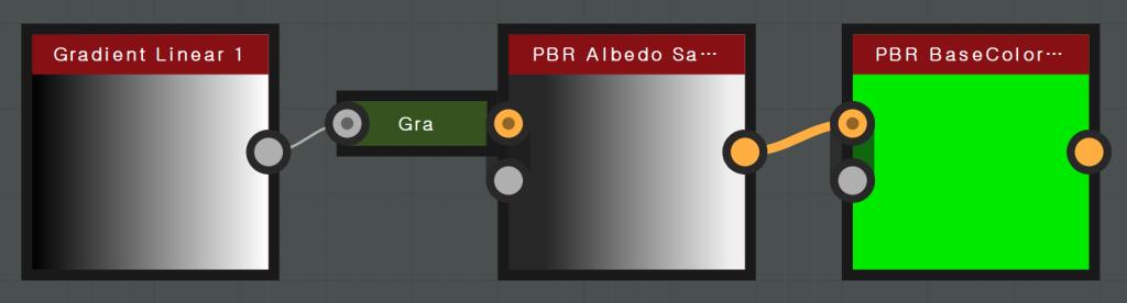 Gradient Linear 1  PBR Albedo Sa•••  Gra  PBR Basecolor•••