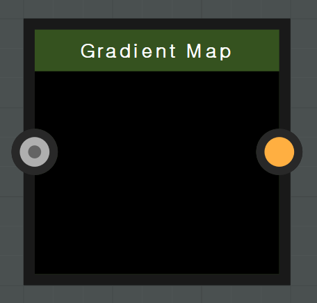 Gradient Map  O