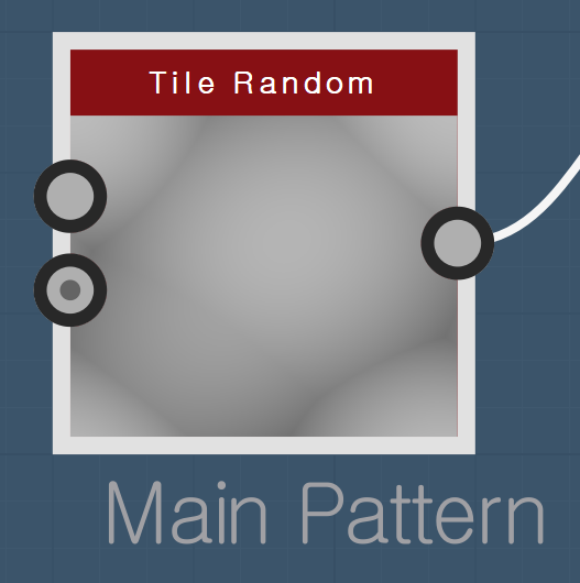 Tile Random  O  Main Pattern