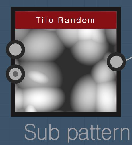 Tile Random  Sub pattern