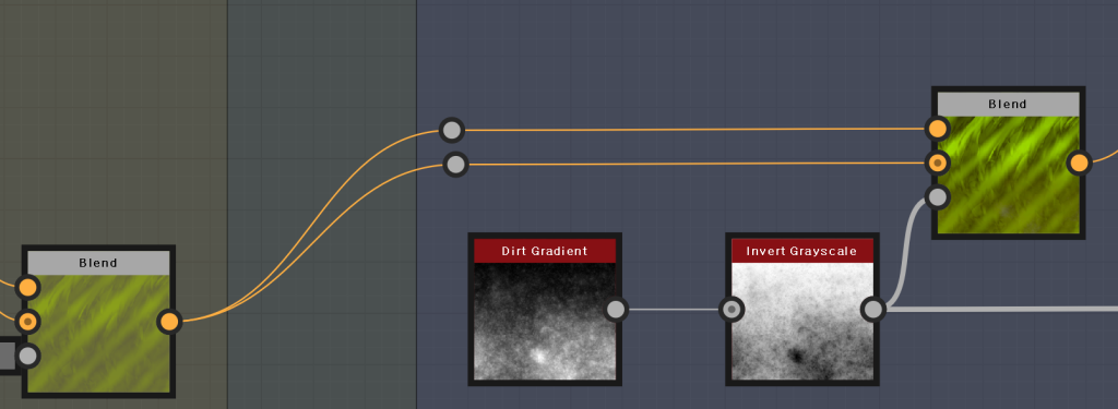 Dirt Gradient  Invert Grayscale